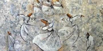 Mevlana Ebru Sanatı