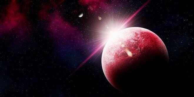 Marsta yaşam var mı?