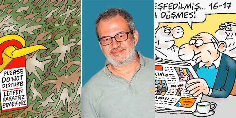 Türkiye'nin Usta Karikatür Çizerleri