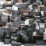 Japonya'da Elektronik Atık Çöplükleri