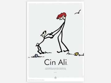 Cin Ali Kitapları
