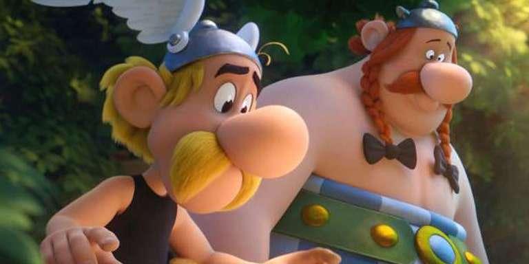 Asteriks: Sihirli İksirin Sırrı