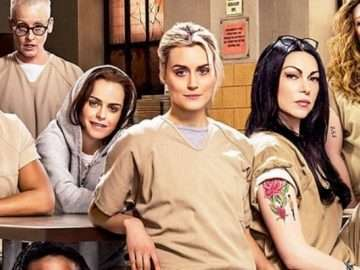 Netflix'in En Popüler 10 Dizisi