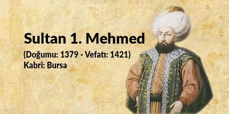 Sultan 1. Mehmed