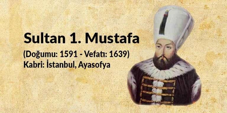 Sultan 1. Mustafa