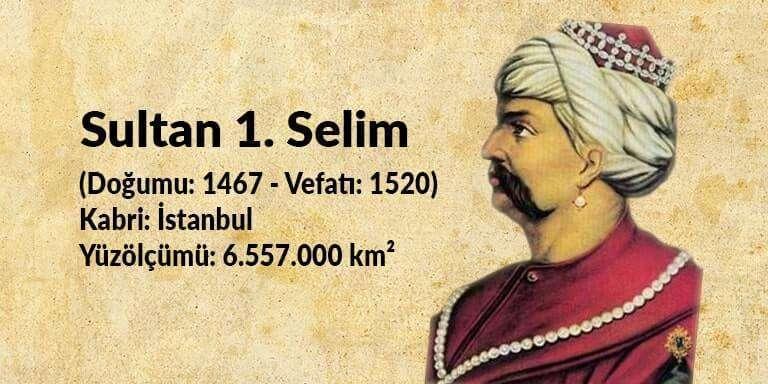 Sultan 1. Selim