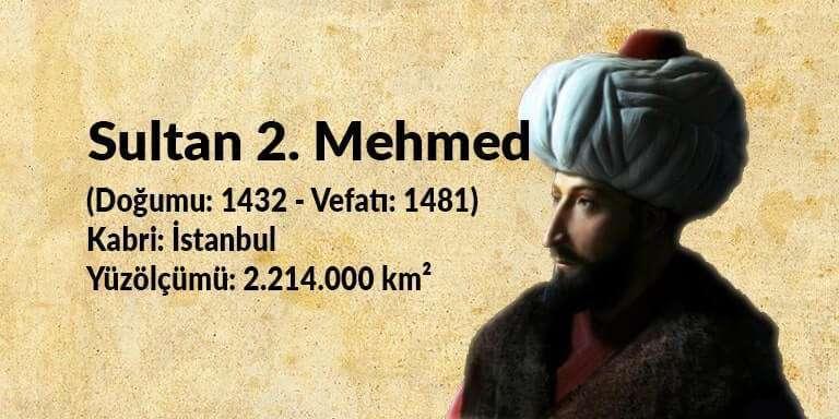 Sultan 2. Mehmed