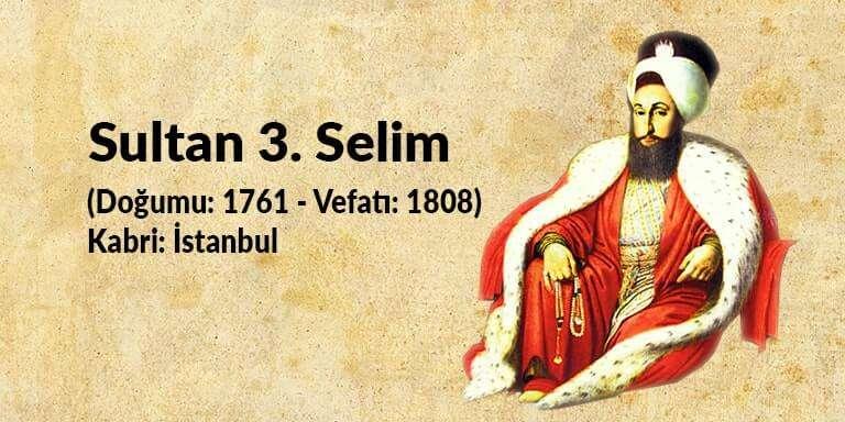 Sultan 3. Selim