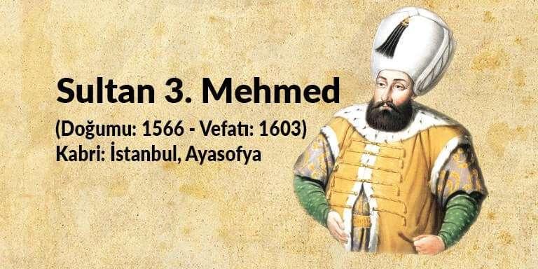 Sultan 3. Mehmed