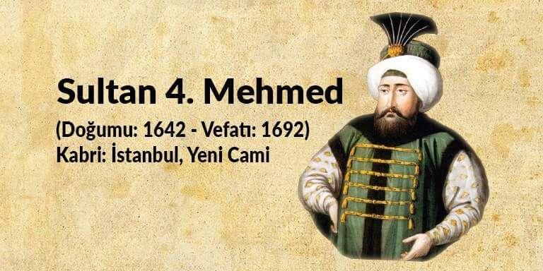 Sultan 4. Mehmed