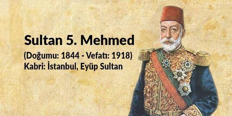 Sultan 5. Mehmed