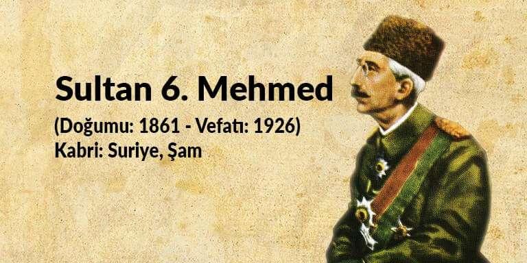 Sultan 6. Mehmed