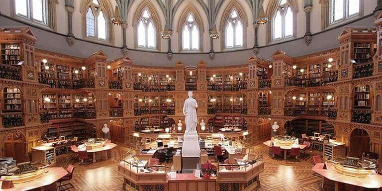 Kanada Parlamento Kütüphanesi
