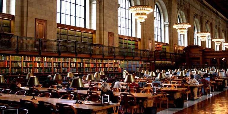 New York Halk Kütüphanesi