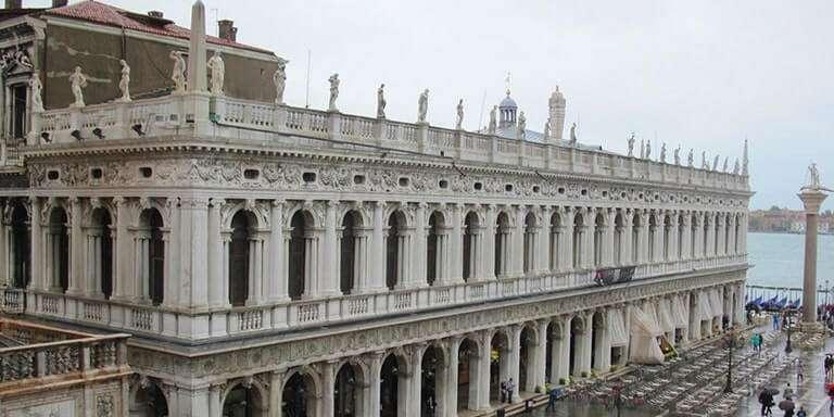 San Marco Ulusal Kütüphanesi