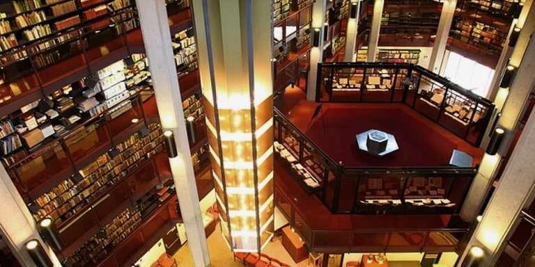 Thomas Fisher Kütüphanesi