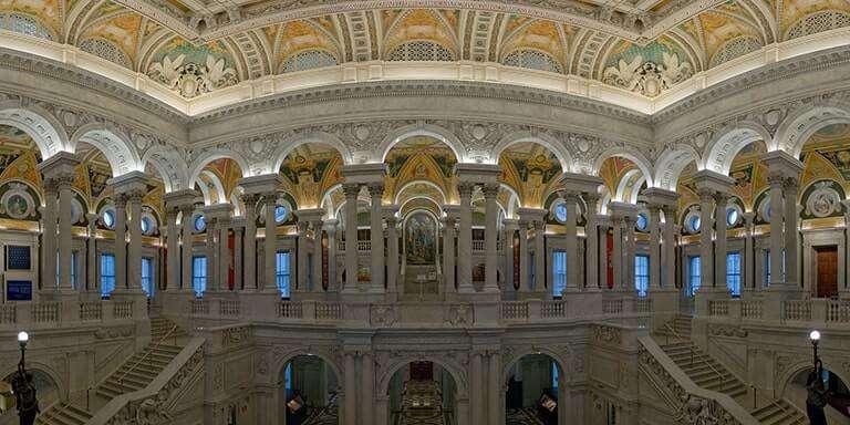 Washington DC Kongre Kütüphanesi