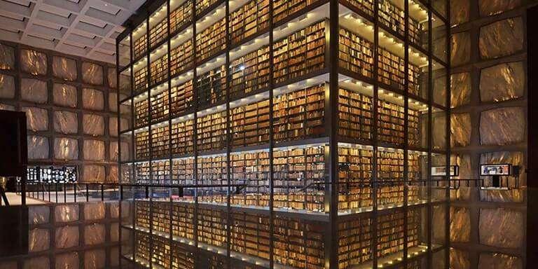 Yale Üniversitesi Kütüphanesi