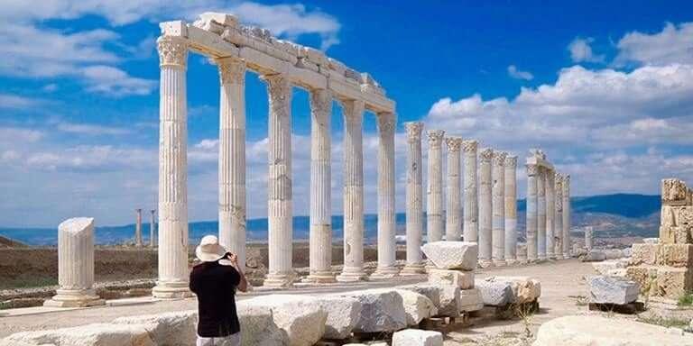 Türkiye'de Mutlaka Ziyaret Edilmesi Gereken 10 Antik Kent