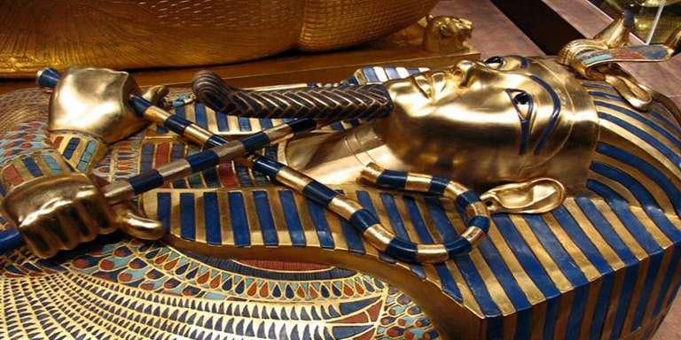 Tutankhamon'un Mezarı