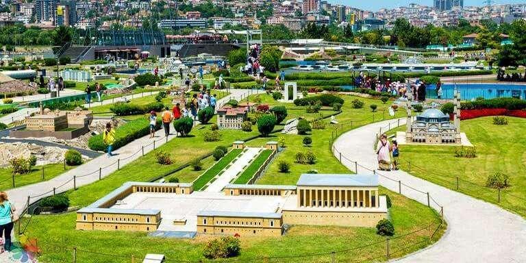 İstanbul'da Görülmesi Gereken Yerler