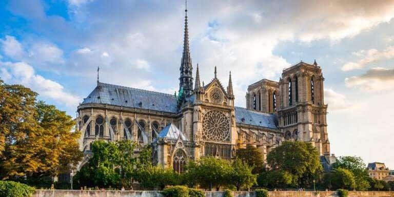 Paris'te Ziyaret Edilen Yerler
