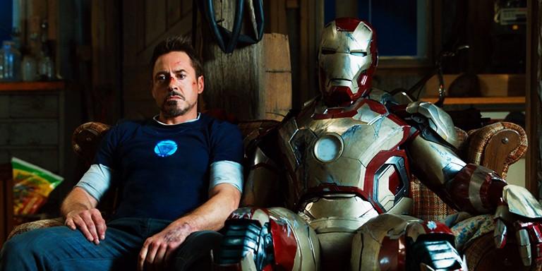 Geçmişi Bir Film Gibi Olan Robert Downey Jr Hayatı