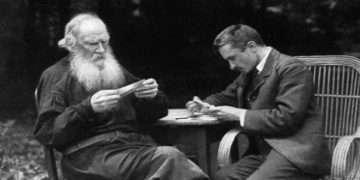 Tolstoy'un Hayatı
