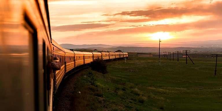 Tren Ekspres Seferleri