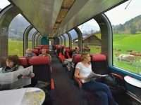 Tren Vagon Çeşitleri