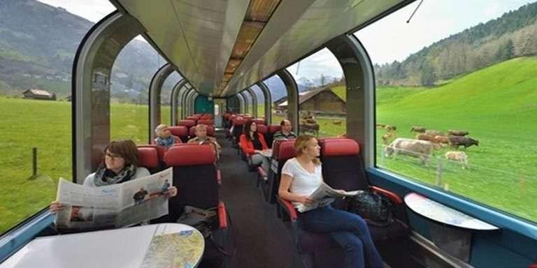 Tren Ekspres Seferleri İle En Keyifli Yolculuklar
