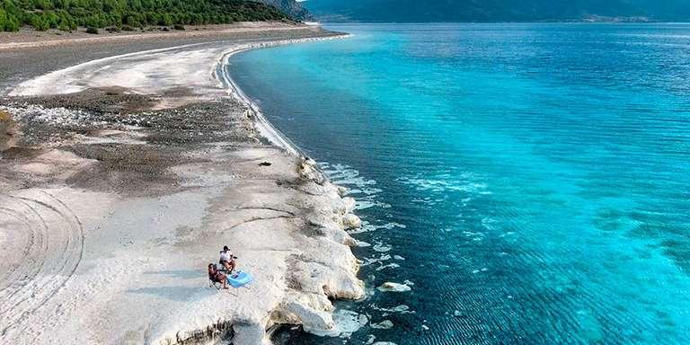 Türkiye'nin Maldivleri Salda Gölü Hakkında Bilmeniz Gerekenler