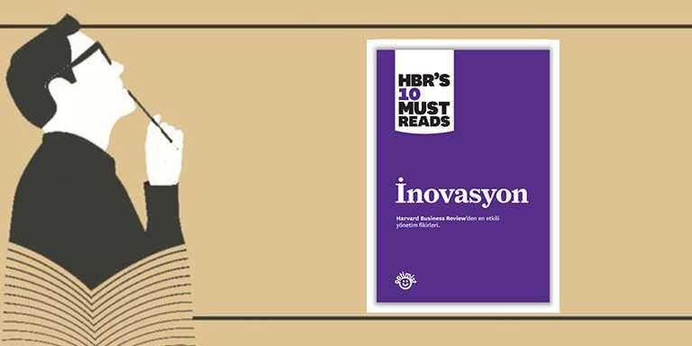 Yaratıcılık ve inovasyon üzerine kitaplar