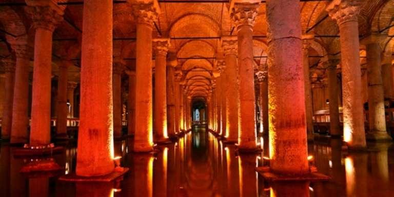İstanbul'da Görülmesi Gereken 10 Tarihi Yapı