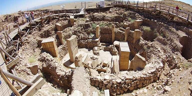 Çok Ziyaret Edilen 10 Tarihi Yer