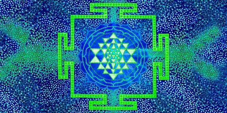 Uzak Doğu Meditasyonuna Giriş Yantra ve Mantra