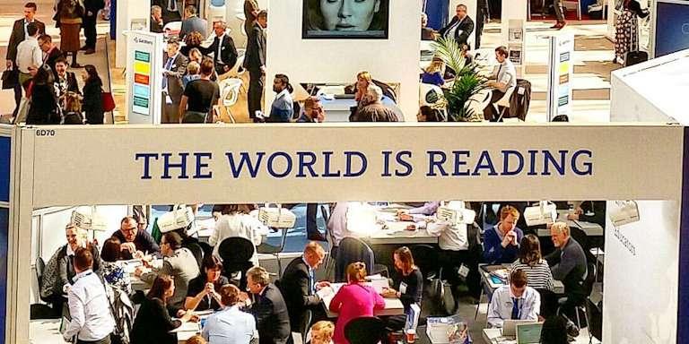 Dünyanın en büyük kitap fuarları
