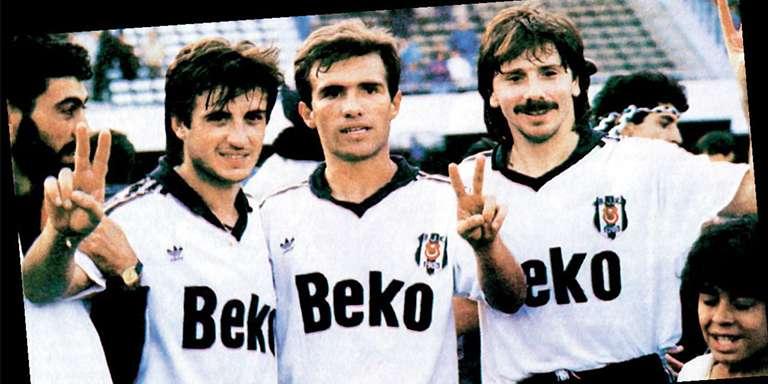 Geçmişten Bugüne Beşiktaş'ın Efsane Futbolcuları