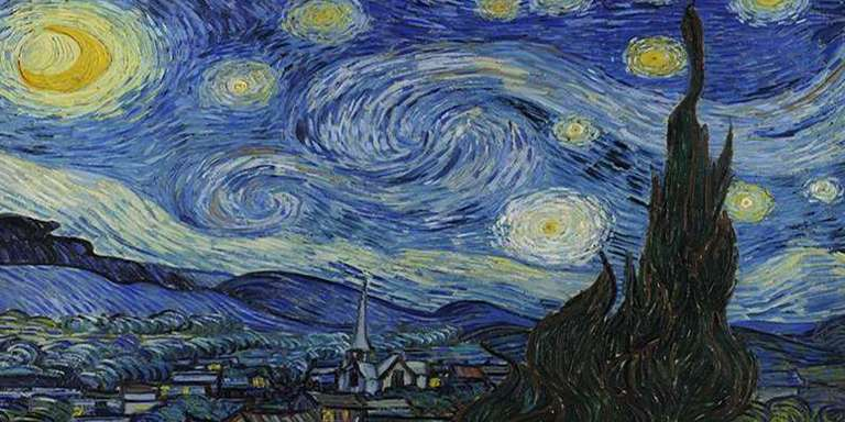 Hüzünlü Tabloları ile Başarılı Bir Ressamın Hayatı: Van Gogh
