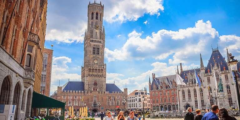 Belçika'da En Çok Ziyaret Edilen Turistik Mekanlar