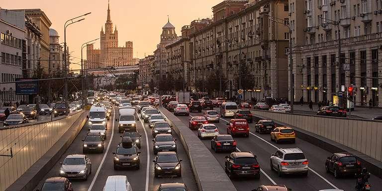 Dünyada Trafiğin En Yoğun Olduğu Şehirler