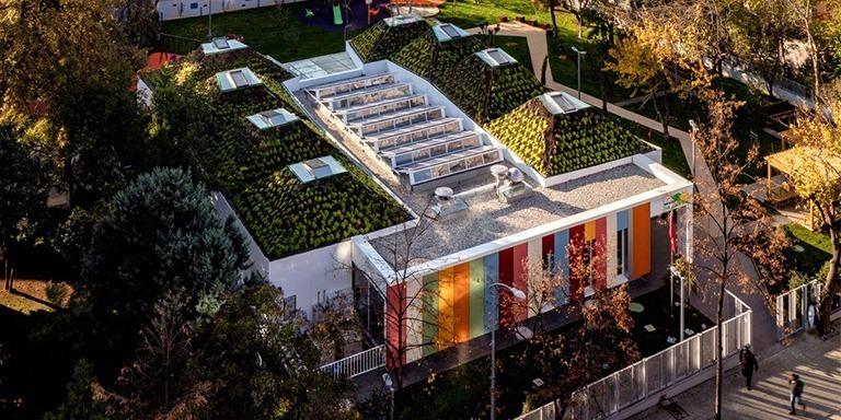 Yeni Nesil Çevre Dostu Yeşil Binalar