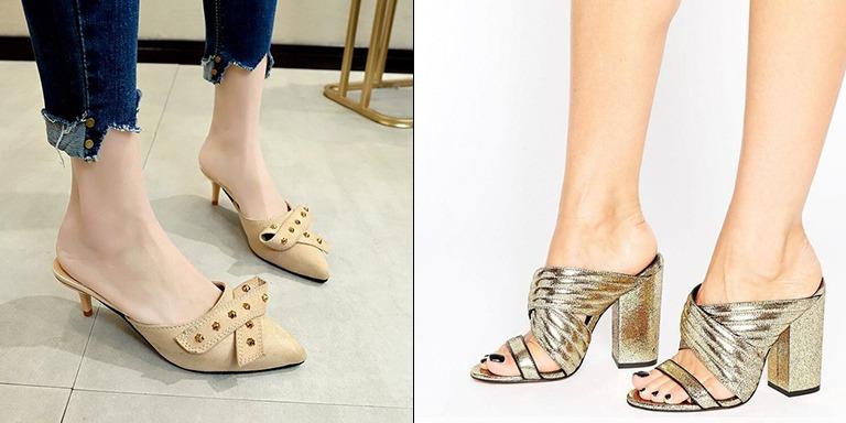 Son Günlerin Modası Kadın Ayakkabı Modelleri