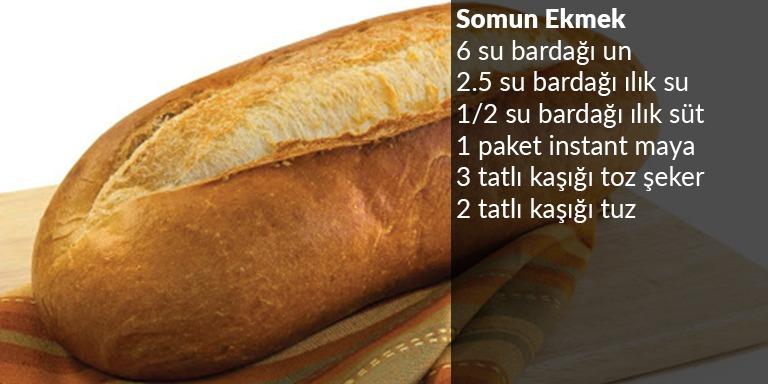 Sofralarınızı Zenginleştirecek En Lezzetli Ekmek Tarifleri