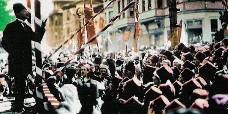 dergiCE 19 Mayıs Özel Atatürkü Anma Gençlik ve Spor Bayramı