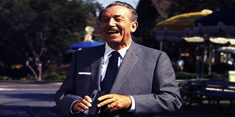 Çizgi Film Lideri Walt Disney'in Hikayesi