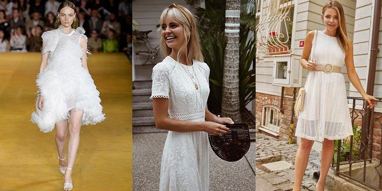 Yaz Aylarını Rengarenk Geçirmek İsteyenler İçin En Güzel Elbiseler
