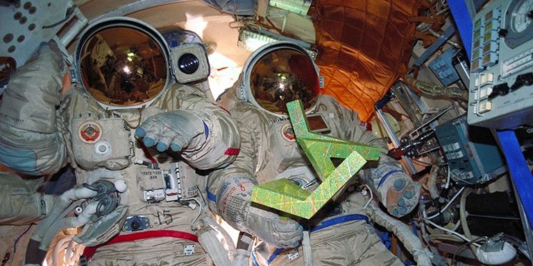 Dünya'dan Uzaya Gönderilen En Garip Nesneler