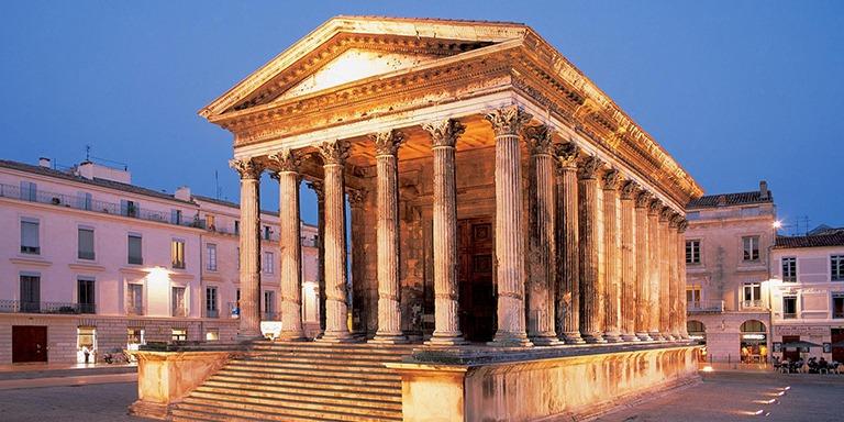 Mimarisiyle Görenleri Büyüleyen Antik Roma Yapıları