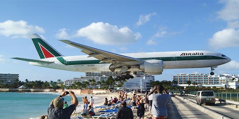 Görenlerin Uçuş Korkusunu Tetikleyecek En Tehlikeli Havaalanları